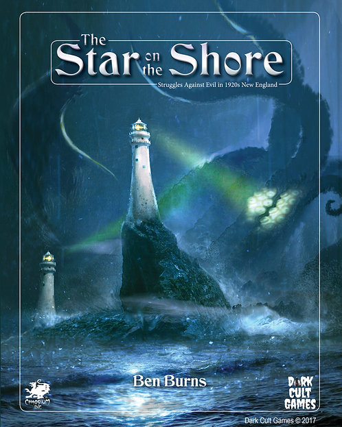 The Star on the Shore - Hard Cover