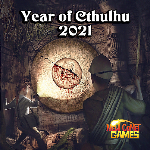 CLEARANCE - Year of Cthulhu 2021