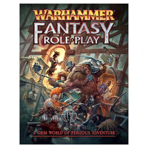 Warhammer Fantasy Role-Play Rulebook