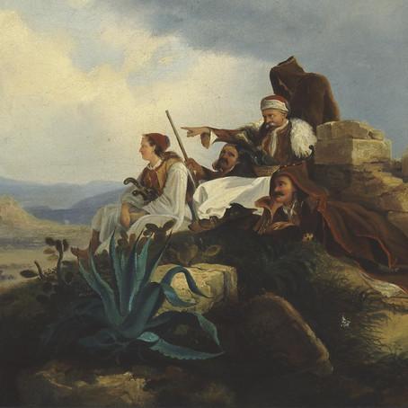 5 Ιουλίου 1824: Η δεύτερη μάχη του Μαραθώνα
