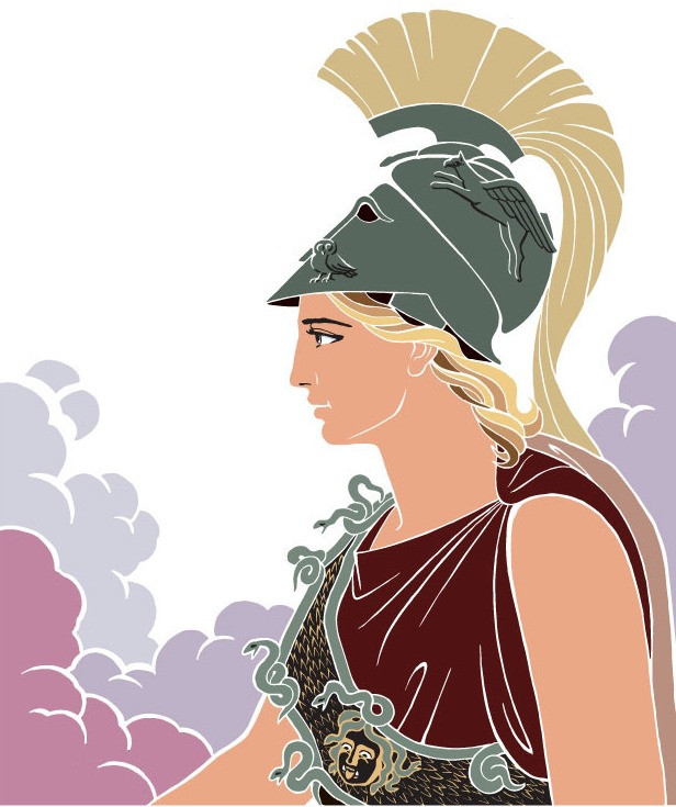 Η θέα Αθηνά