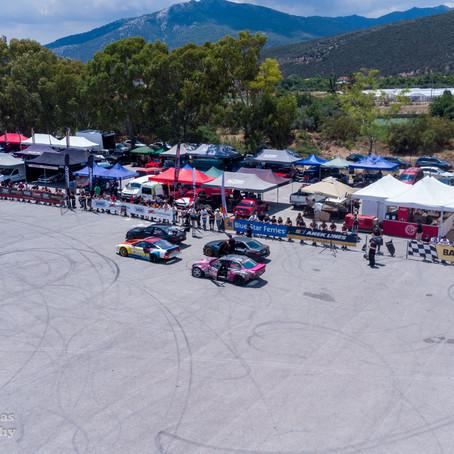 Πανελλήνιο Πρωτάθλημα Drift στον Μαραθώνα  Εντυπωσιακά στιγμιότυπα και μια συνάντηση κορυφής
