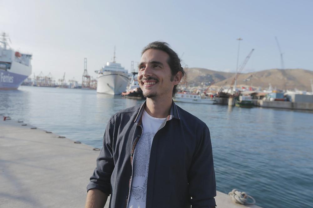 Ο 26χρονος Έλληνας Λευτέρης Αραπάκης, ο μοναδικός Ευρωπαίος που βραβεύτηκε το 2020 από τον ΟΗΕ για τη νεοφυή επαγγελματική σχολή αλιείας ΕΝΑΛΕΙΑ - Young Champions of the Earth