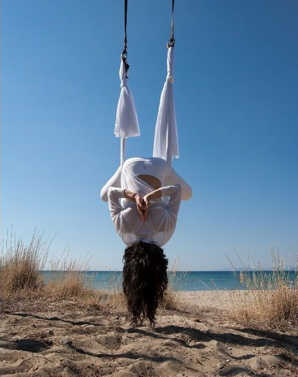 Aerial Yoga Retreat | Φωτ.: @anyconcept_photography