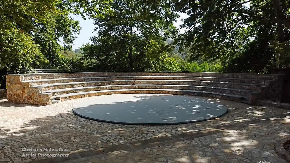Το πέτρινο θέατρο στο Καλέντζι