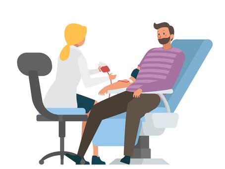 Νέα εθελοντική αιμοδοσία   Τα απροσδόκητα οφέλη για την υγεία σου