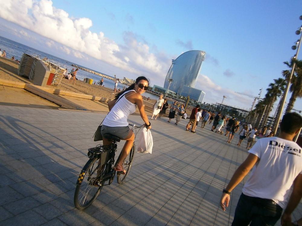 ποδήλατο βαρκελώνη