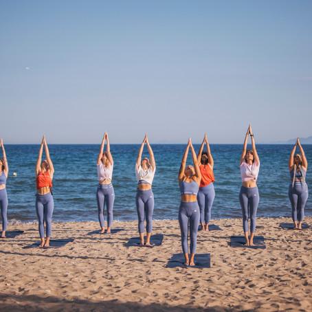Άθληση για όλους   Adidas event στην παραλία Σχινιά