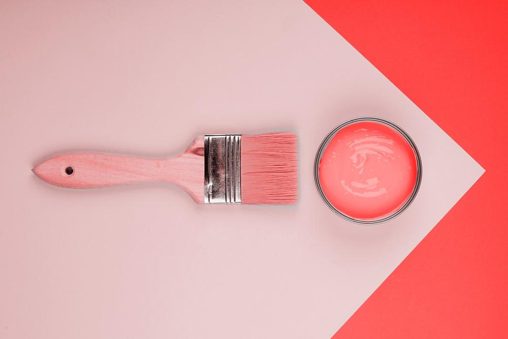 Αγαπημένο κόκκινο: 8 προτεινόμενοι συνδυασμοί χρωμάτων για το σπίτι σας