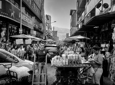 Fotografías de la calle.
