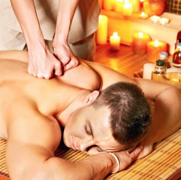 Massage Thaïlandais  à l'huile