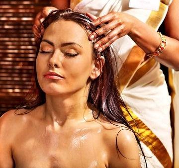 Massage du crâne Shirotchampi