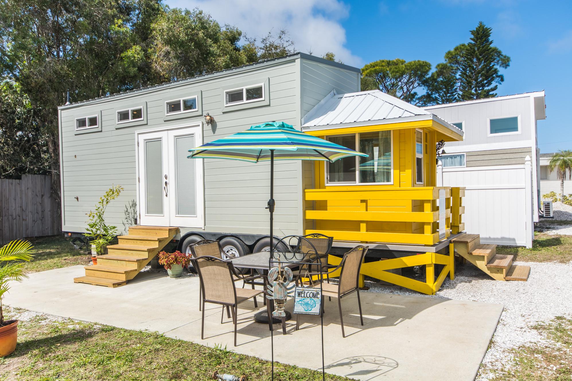 Tiny House Siesta - Home