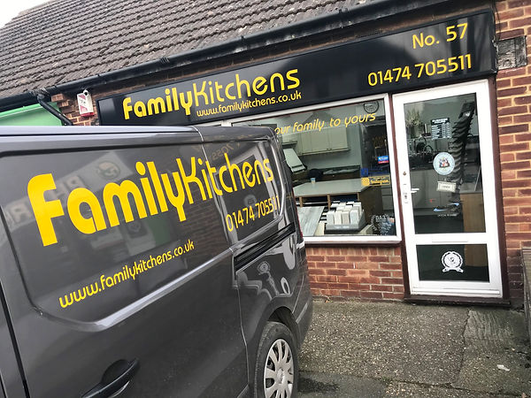 Family Kitchens Longfield