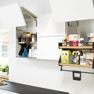 Wall Cupboard Storage
