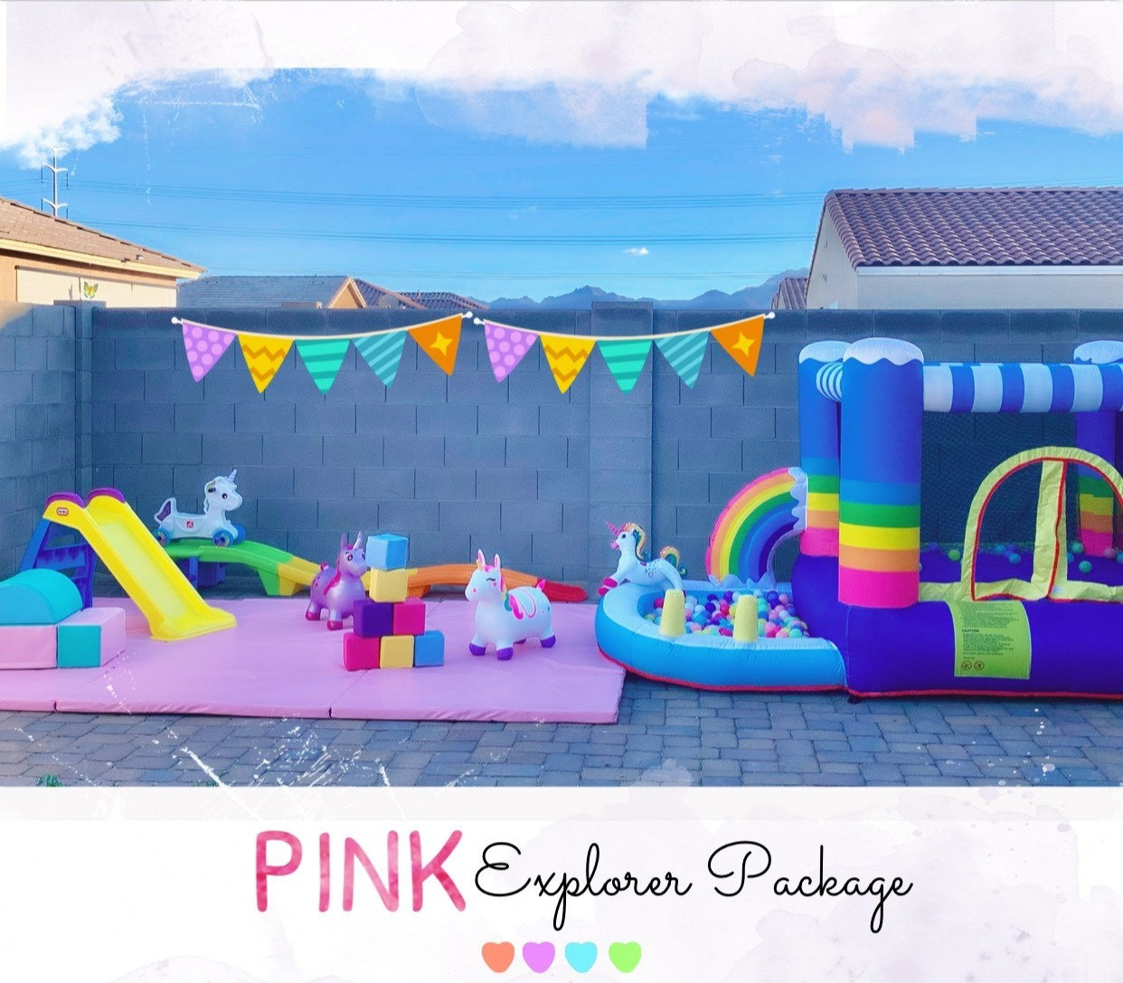 PINK Explorer Package