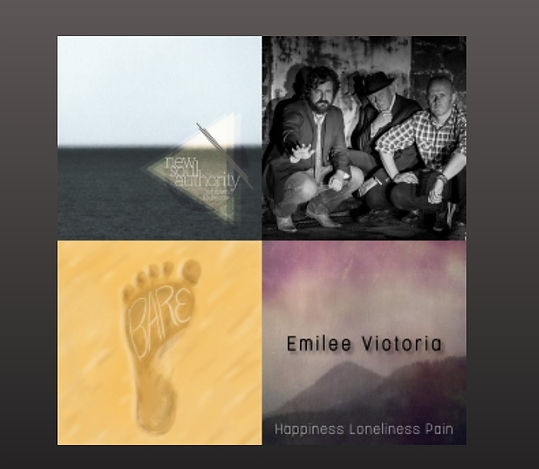 Tunes for your Weekend