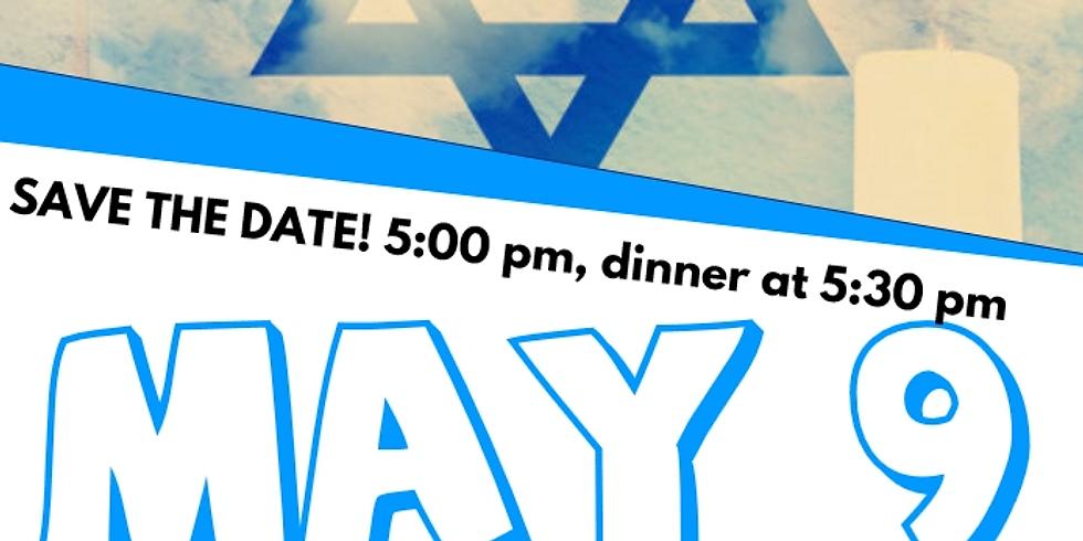 Yom Haazmaut Dinner & Celebration