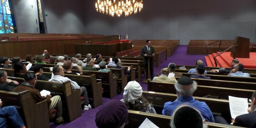 Weekly Shabbat Classes
