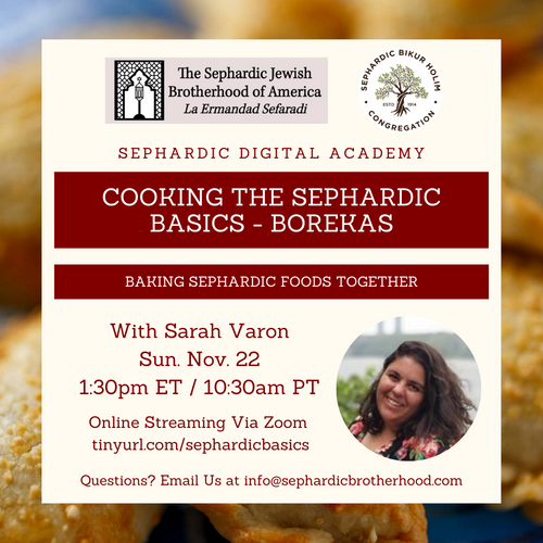 Sephardic Cooking Class.png