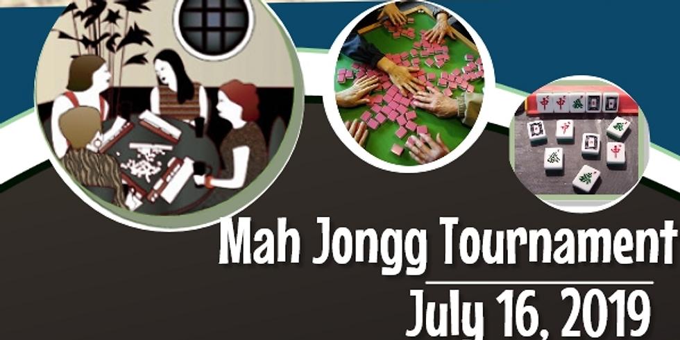 Ezra Bessaroth Mah Jong Tournament