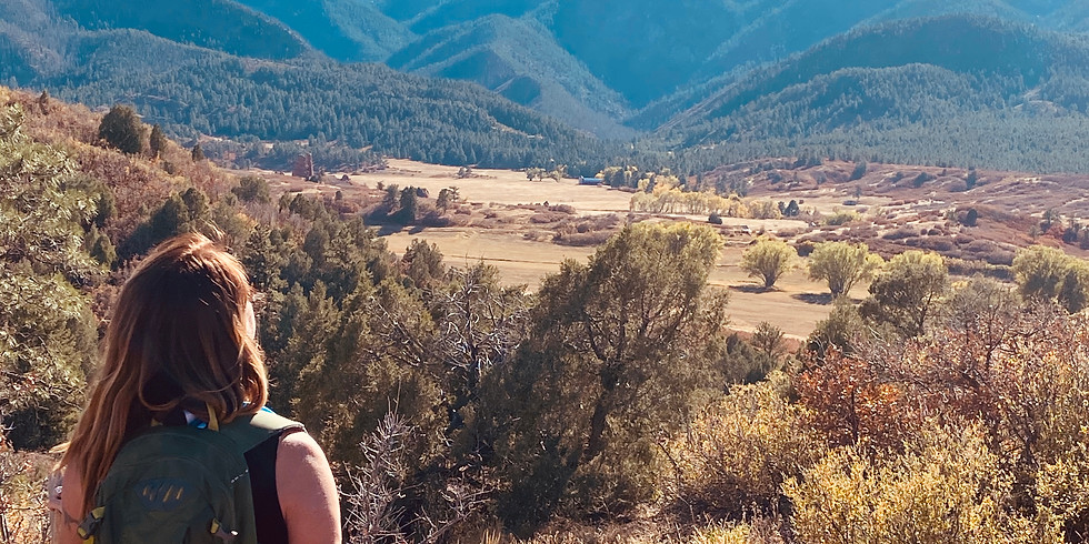 Sandstone Ranch Hike with Wild Souls Adventures