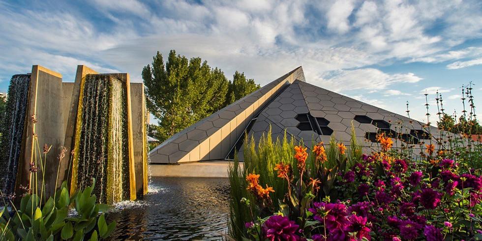 Denver Botanic Gardens - Painting and Mindfulness Series