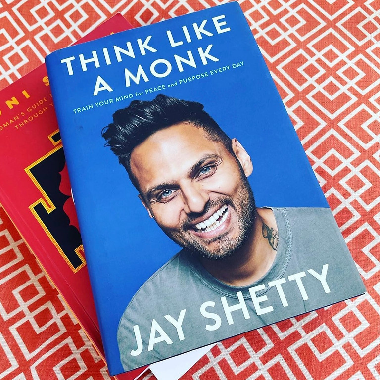 Book Club - Think Like A Monk