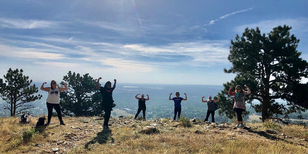 WSY Adventure: Flatirons Vista North Trail