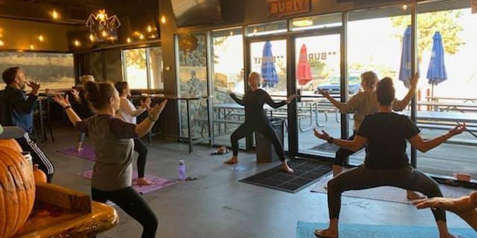 Brewery Yoga @ Burly (Castle Rock)