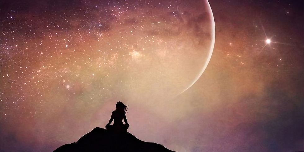 New Moon Circle & Yin Yoga