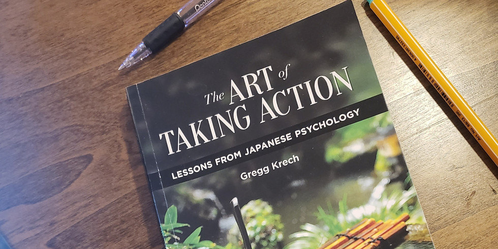 Book Club - The Art of Taking Action