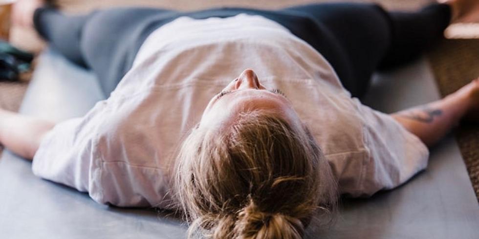Yin Yoga with Lisa: Outdoor option!