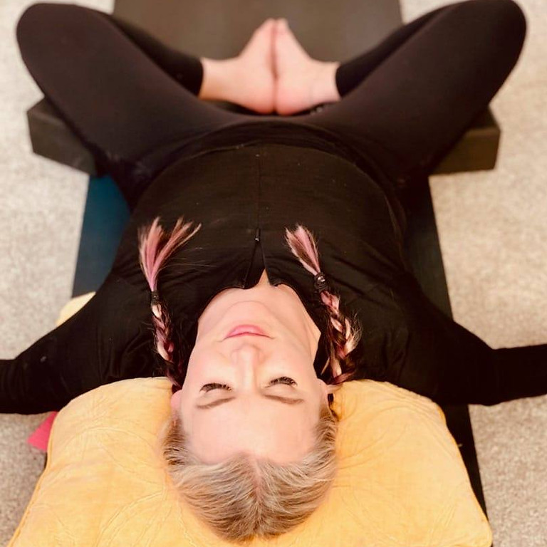 Restore & Nidra - A Mindful Relaxation Experience