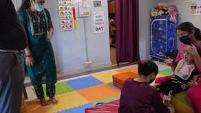 Dr Gopal Berry, Deputy Mission Director, National Health Mission visited Samphia Foundation.