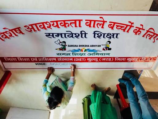 Samagra Shiksha Therapy Camp