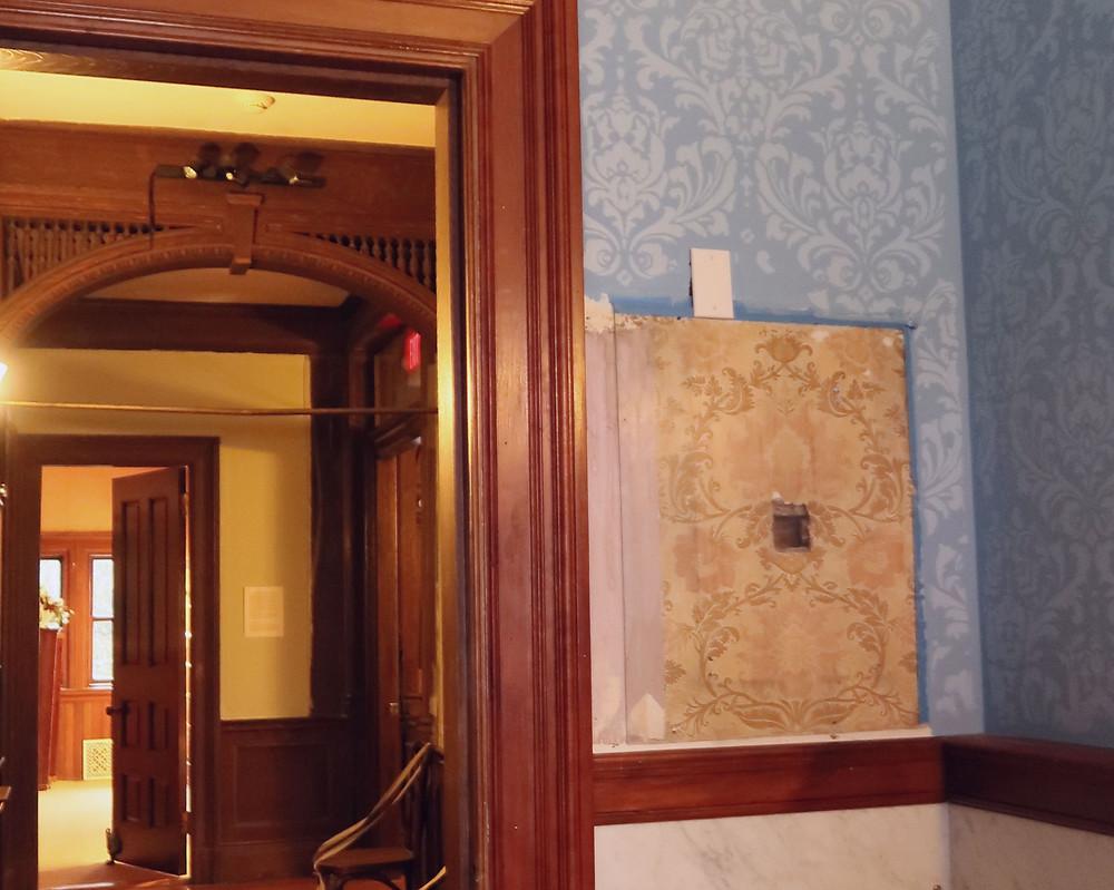 ventfort wallpaper
