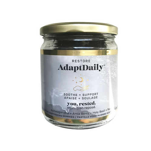 AdaptDaily Restore Gummies -