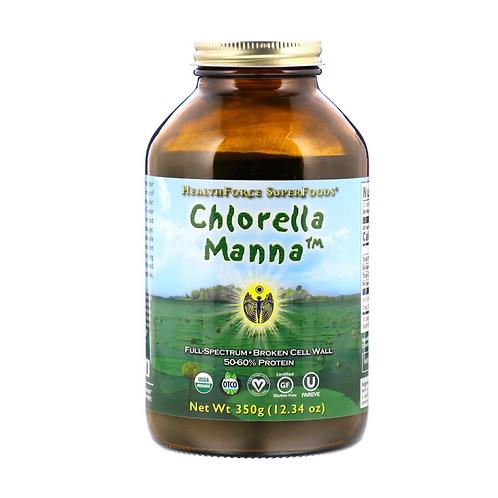 Chlorella Manna Powder (350g)
