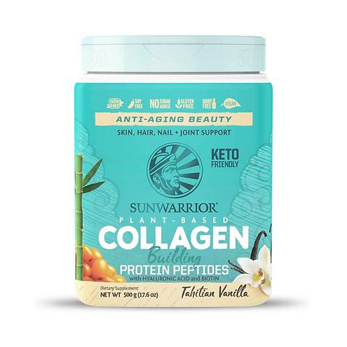 Collagen Building Protein Peptides Tahitian Vanilla (500g)