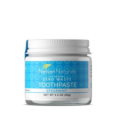 Nelson Naturals Spearmint Toothpaste (30ml)