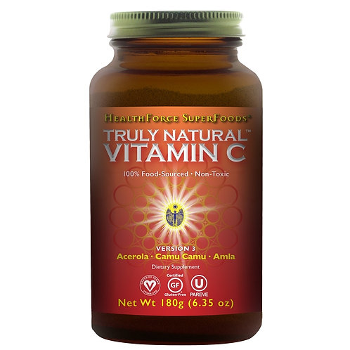 Health Force - Truly Natural Vitamin C (180g)