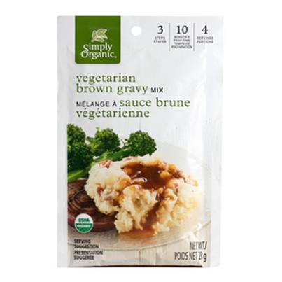 Simply Organic - Brown Gravy Mix (28g)