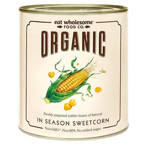 Eat Wholesome - Italian Sweet Corn (341 ml)