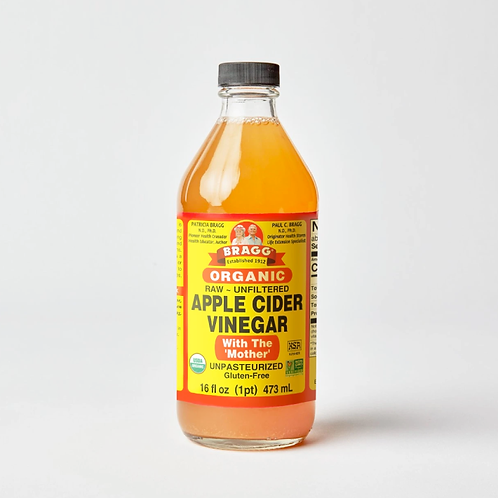 Organic Apple Cider Vinegar (473ml)