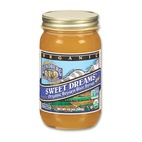 Organic Sweet Dreams Brown Rice Syrup