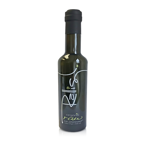 Raw Ice-Pressed Olive Oil (375ml)