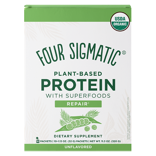 Superfood Protein with Mushrooms & Adaptogens (10x32g)