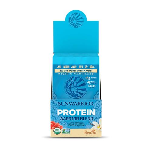 Warrior Blend Protein Vanilla 3.0 POP Box