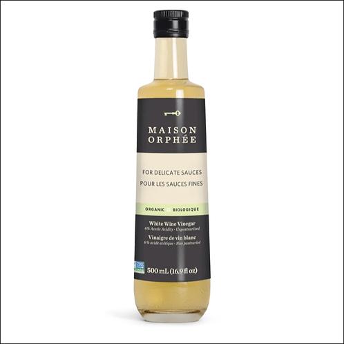 Organic White Wine Vinegar 500ml